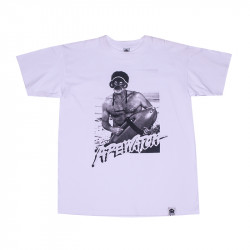 Men Limited Artist Feature T-Shirt White *Tobias Held