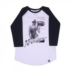 Men Classic Mitch T-Shirt White