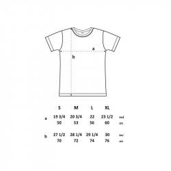 Men Unique Circle T-Shirt Black