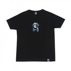 Men Unique Fractal T-Shirt White